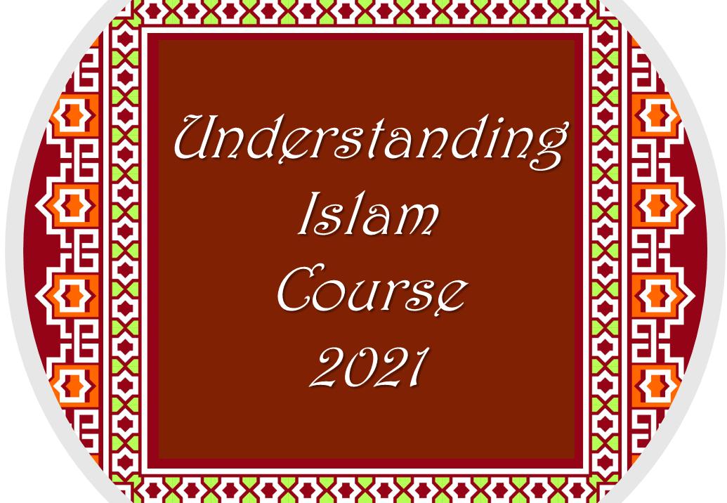 Understanding Islam Course