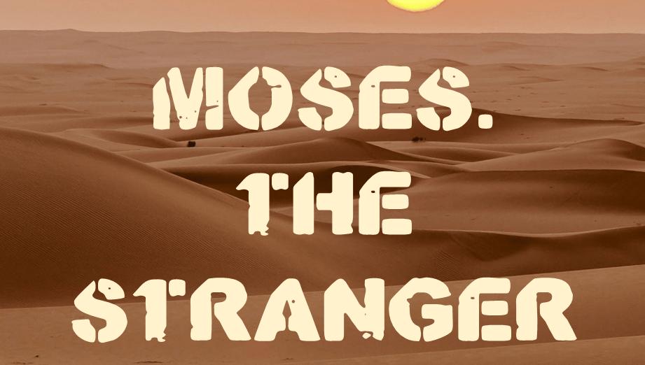 Moses: The Stranger
