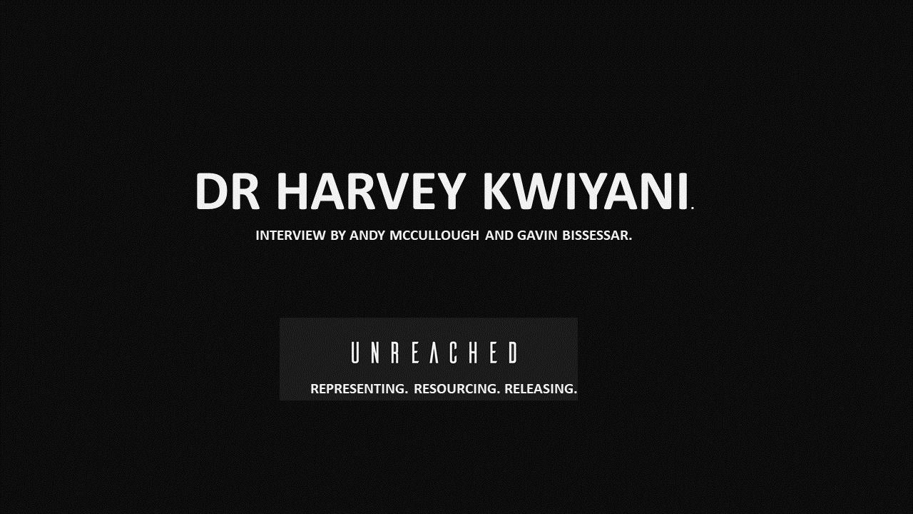 Interview with Harvey Kwiyani