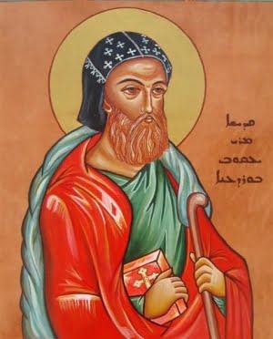 """Jacob """"The Patchwork Man"""" Baradaeus"""